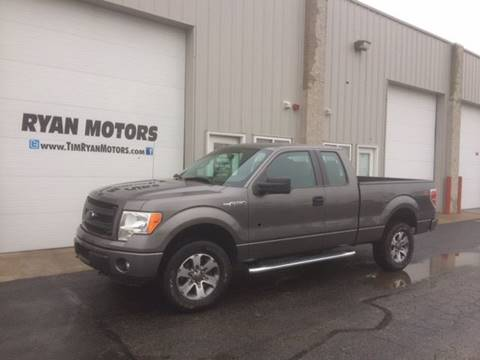 2013 Ford F-150 for sale in Frankfort, IL