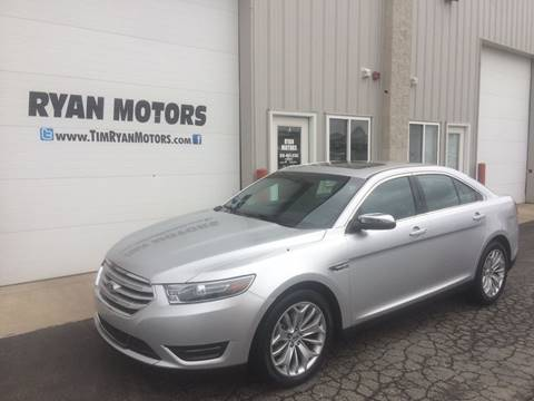 2016 Ford Taurus for sale in Frankfort, IL