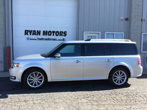 2016 Ford Flex for sale in Frankfort, IL