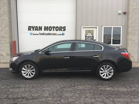 2014 Buick LaCrosse for sale in Frankfort, IL