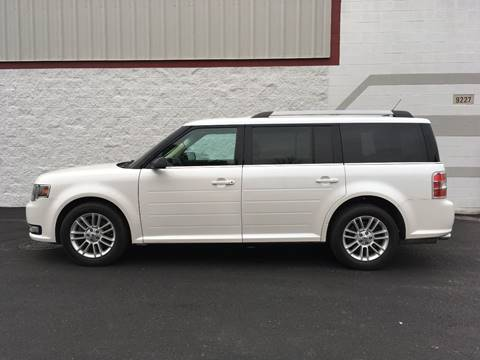 2014 Ford Flex for sale in Frankfort, IL