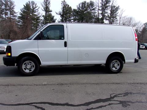 2015 Chevrolet Express Cargo for sale in Londonderry, NH
