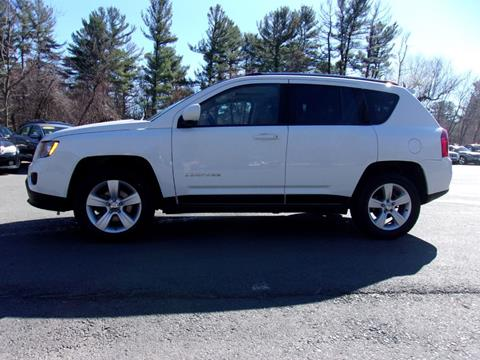 2015 Jeep Compass for sale in Londonderry, NH
