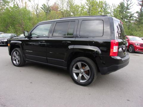 2015 Jeep Patriot 4x4 Latitude 4dr SUV In Londonderry NH - Mark's