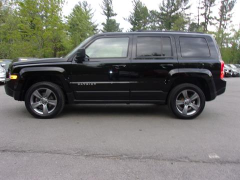 2015 Jeep Patriot 4x4 Latitude 4dr SUV In Londonderry NH