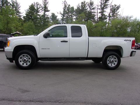 2012 GMC Sierra 2500HD for sale in Londonderry, NH