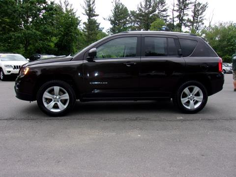 2014 Jeep Compass for sale in Londonderry, NH