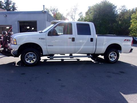 2005 Ford F-250 Super Duty for sale in Londonderry, NH