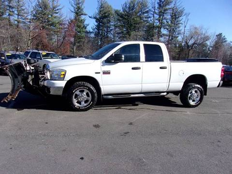 2008 Dodge Ram Pickup 2500 for sale in Londonderry, NH