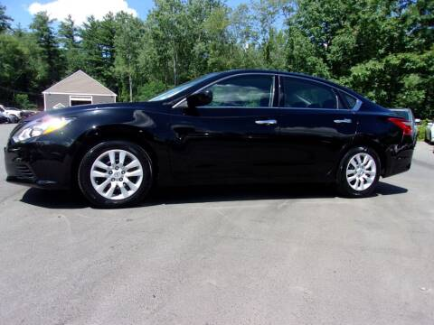 2016 Nissan Altima for sale at Mark's Discount Truck & Auto Sales in Londonderry NH
