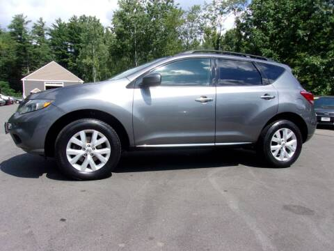2013 Nissan Murano for sale at Mark's Discount Truck & Auto Sales in Londonderry NH