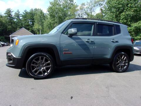 2016 Jeep Renegade for sale at Mark's Discount Truck & Auto Sales in Londonderry NH