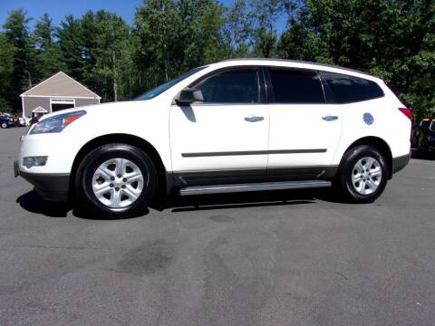 2012 Chevrolet Traverse for sale at Mark's Discount Truck & Auto Sales in Londonderry NH