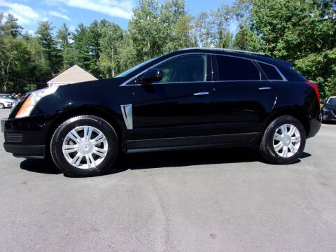 2016 Cadillac SRX for sale at Mark's Discount Truck & Auto Sales in Londonderry NH