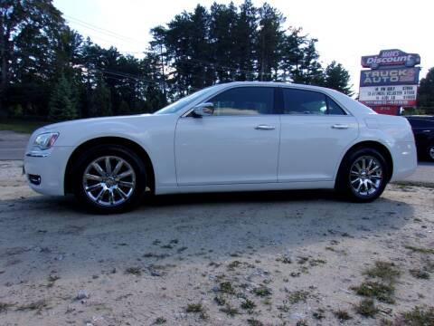 2011 Chrysler 300 for sale at Mark's Discount Truck & Auto Sales in Londonderry NH