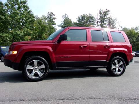 2016 Jeep Patriot for sale at Mark's Discount Truck & Auto Sales in Londonderry NH