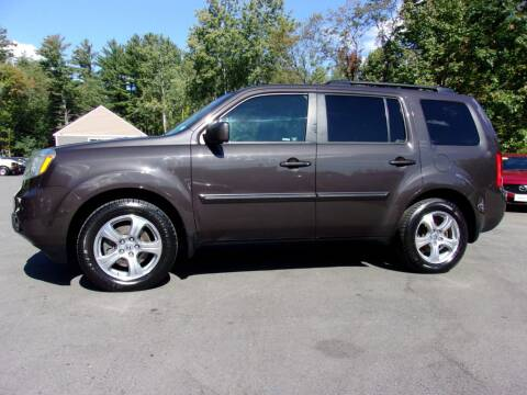 2012 Honda Pilot for sale at Mark's Discount Truck & Auto Sales in Londonderry NH