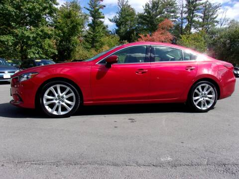 2014 Mazda MAZDA6 for sale at Mark's Discount Truck & Auto Sales in Londonderry NH