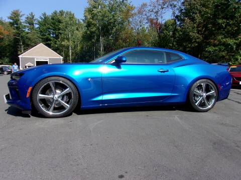 2016 Chevrolet Camaro for sale at Mark's Discount Truck & Auto Sales in Londonderry NH