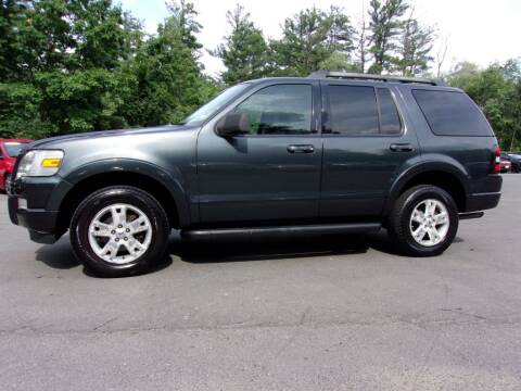 2010 Ford Explorer for sale at Mark's Discount Truck & Auto Sales in Londonderry NH