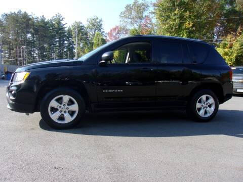 2014 Jeep Compass for sale at Mark's Discount Truck & Auto Sales in Londonderry NH