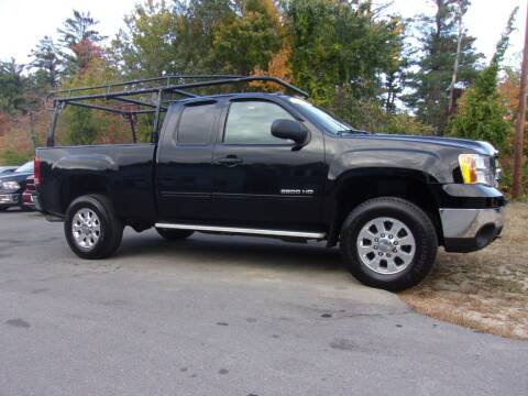 2013 GMC Sierra 2500HD for sale at Mark's Discount Truck & Auto Sales in Londonderry NH