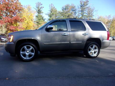 2012 Chevrolet Tahoe for sale at Mark's Discount Truck & Auto Sales in Londonderry NH