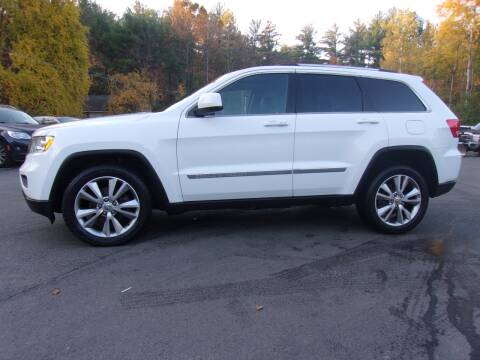 2013 Jeep Grand Cherokee for sale at Mark's Discount Truck & Auto Sales in Londonderry NH