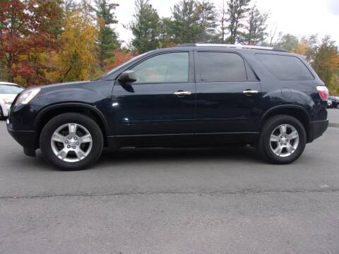 2011 GMC Acadia for sale at Mark's Discount Truck & Auto Sales in Londonderry NH