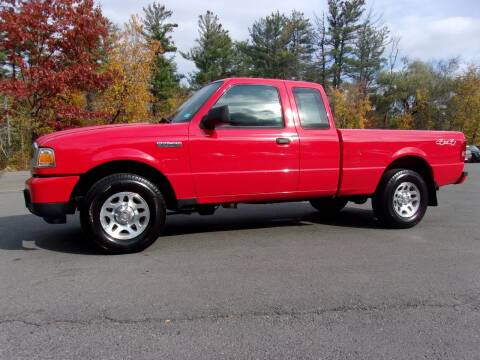 2011 Ford Ranger for sale at Mark's Discount Truck & Auto Sales in Londonderry NH