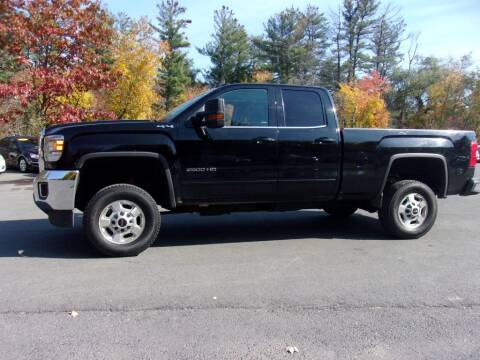 2016 GMC Sierra 2500HD for sale at Mark's Discount Truck & Auto Sales in Londonderry NH