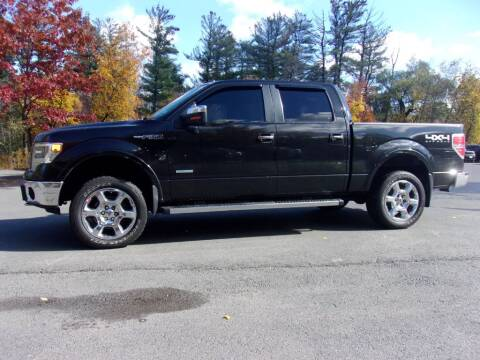 2013 Ford F-150 for sale at Mark's Discount Truck & Auto Sales in Londonderry NH