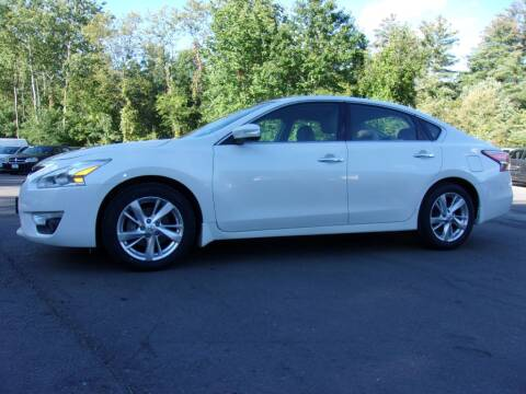 2015 Nissan Altima for sale at Mark's Discount Truck & Auto Sales in Londonderry NH
