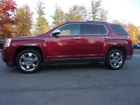 2012 GMC Terrain for sale at Mark's Discount Truck & Auto Sales in Londonderry NH