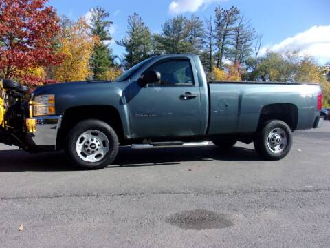 2013 Chevrolet Silverado 2500HD for sale at Mark's Discount Truck & Auto Sales in Londonderry NH