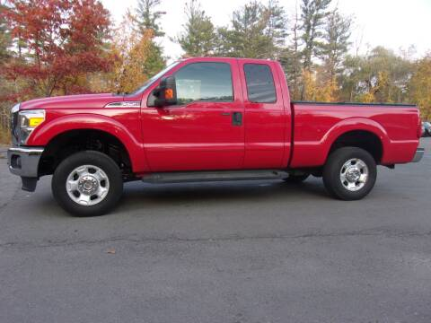 2012 Ford F-250 Super Duty for sale at Mark's Discount Truck & Auto Sales in Londonderry NH