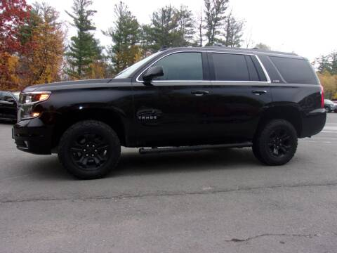 2017 Chevrolet Tahoe for sale at Mark's Discount Truck & Auto Sales in Londonderry NH