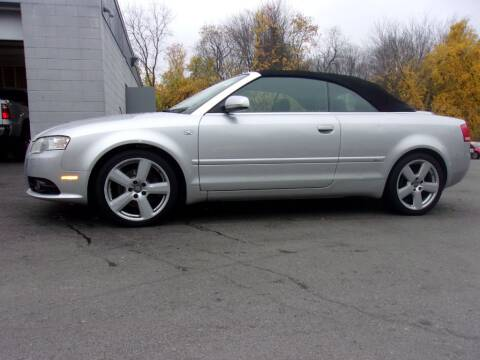 2008 Audi A4 for sale at Mark's Discount Truck & Auto Sales in Londonderry NH