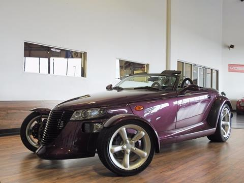 1999 Plymouth Prowler for sale in Fort Wayne, IN