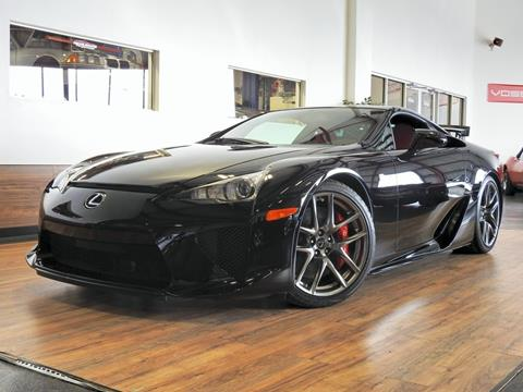 Lexus LFA For Sale in Vancouver, WA - Carsforsale.com®