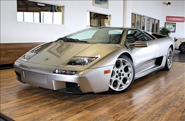 2001 Lamborghini Diablo for sale in Fort Wayne, IN