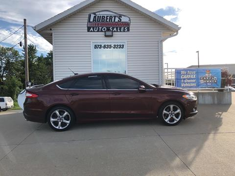 2016 Ford Fusion for sale in Jefferson City, MO