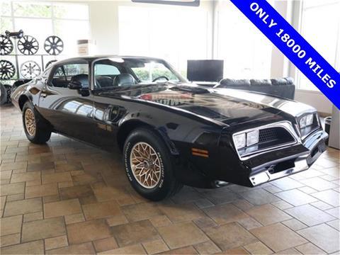 1977 Pontiac Firebird for sale in Lakeland, FL