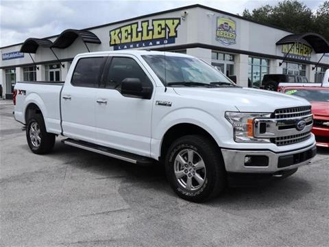 2018 Ford F-150 for sale in Lakeland, FL