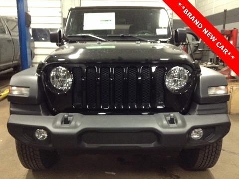 2018 Jeep Wrangler Unlimited for sale in Waterford, MI