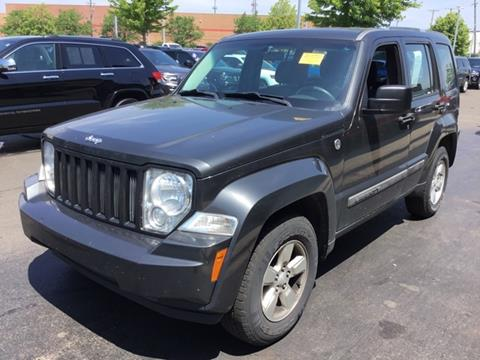 2011 Jeep Liberty for sale in Waterford, MI