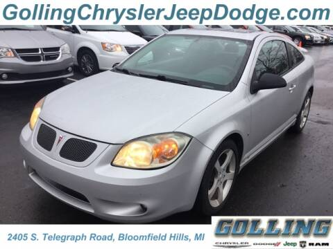 2008 Pontiac G5 for sale in Waterford, MI