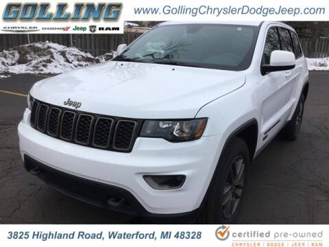 2016 Jeep Grand Cherokee for sale at Golling Auto Group in Waterford MI