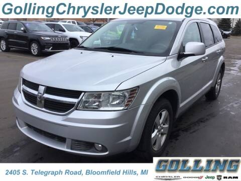 2010 Dodge Journey SXT for sale at Golling Auto Group in Waterford MI