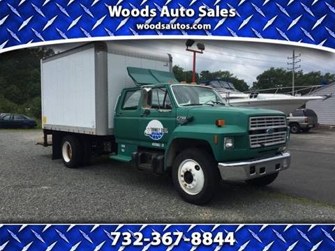 1993 Ford F-700 for sale in Lakewood, NJ